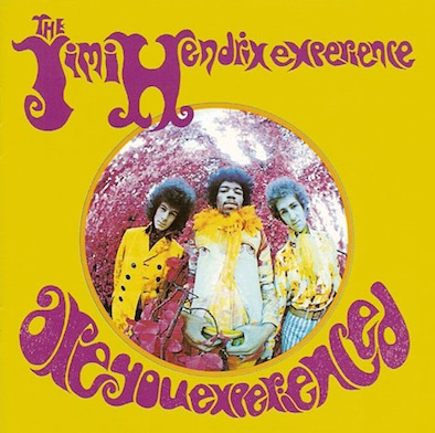 ARE YOU EXPERIENCED Pochette américaine originale Reprise