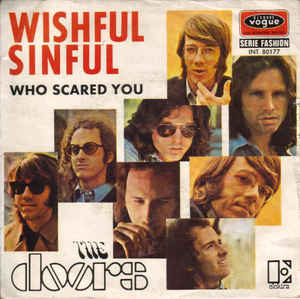 45t français Wishful sinful / Who scared you