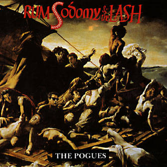 Rum, sodomy and the lash - 1er Album  Stiff Août 1985