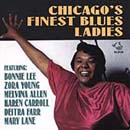 Compilation - Chicago's finest blues ladies
