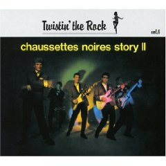 Les Chaussettes Noires story vol 1 & 2 (Collection Twistin' the Rock vol 5 & 6)
