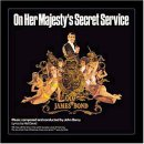 BOF James Bond : On Her Majesty's secret service (Au service secret de Sa Majesté - Chanson titre : Louis Armstrong