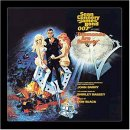 BOF James Bond : Diamonds are forever (Les diamants sont éternels) - Chanson titre : Shirley Bassey
