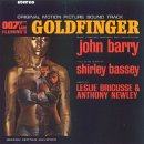 BOF James Bond : Goldfinger - Chanson titre : Shirley Bassey
