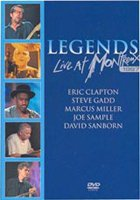 Legends (Clapton, Gadd, Miller, Sample, Sanborn) - Live at Montreux 1997
