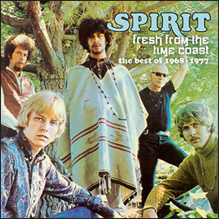 Spirit - Fresh from the time coast - The best of 1968-1977
