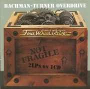 Not fragile - Four wheel drive