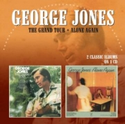 George Jones - The grand tour - Alone again