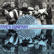 Five's Company - Friends and mirrors - The complete recordings 1964-68