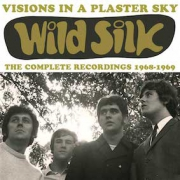 Wild Silk - Visions in a plastic sky - The complete recordings 1968-1969