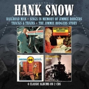 Railroad man - Sings in memory of Jimmie Rodgers - Tracks & trains - The Jimmie Rodgers story
