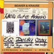 Beaver & Krause - In a wild sanctuary - Gandharva - All good men