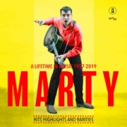 Marty - A lifetime in music 1957-2019