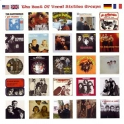 Best of vocal sixties groups -Happenings, Four Kings, Ivy League, William Saint James, Sandpipers, Kingston Trio, Sunshine Company, Lettermen, American Breed, Irresistibles, Dry Dock County, White Plains, Cyrkle, Tokens, Dillards, Quartet de Lyon
